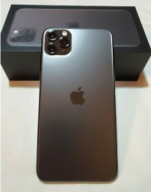 Apple iPhone 11 Pro Max - 64GB - Space Gray (Unlocked) A2161 (CDMA + GSM) for Sale in Sacramento, CA