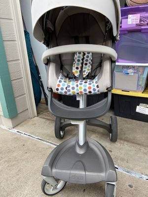 Stokke Stroller (Comes with customized liner) for Sale in Waipahu, HI