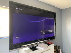 """Sony Flat Screen TV 50"""" for Sale in Miramar, FL"""