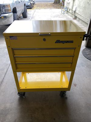 Snap on tool box for Sale in French Camp, CA