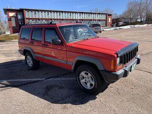 1998 Jeep Cherokee Sport for Sale in Colorado Springs, CO