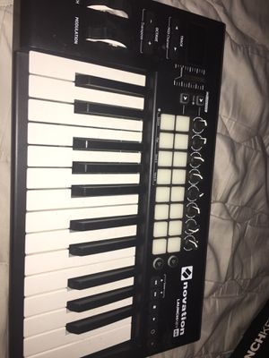 Novation launchkey 25 brand new never used opened box for Sale in North Las Vegas, NV