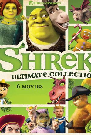 SHREK THE ULTIMATE COLLECTION (VUDU HD OR ITUNES HD VIA MA) digital movie code. Instant delivery! Free Shipping! (HDC) for Sale in New York, NY