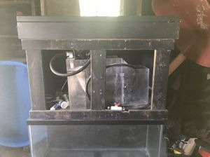 90gl fish tank top,stand $300 obo for Sale in Columbus, OH