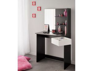 Makeup make up vanity table with mirror Luxury Contemporary design furniture made in France for Sale in Miramar, FL