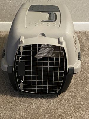 Small dog crate for Sale in Houston, TX