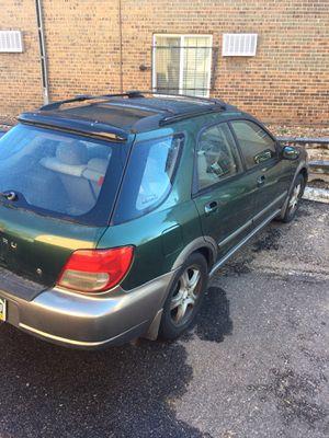 2002 Subaru Impreza Sport. 185k reliable Colorado Car. 1500$ for Sale in Denver, CO