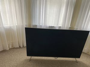 Samsung 55 inch TV - UN55KS8000F (damaged for parts only) for Sale in Reading, PA