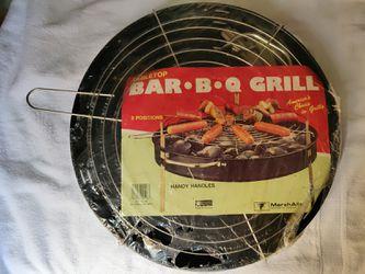 BBQ grill pan for Sale in Burke,  VA