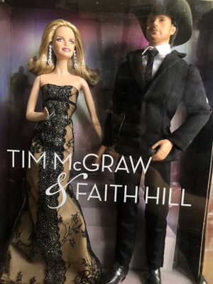 Tim McGraw & Faith Hill Barbie for Sale in Rossmoor, CA