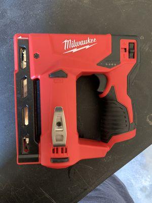 Brand new milwaukee stapler for Sale in Stockton, CA