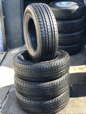 Bridgestone tires 235/70r16 for Sale in Long Beach, CA
