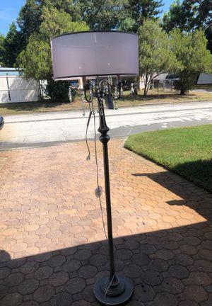 Floor lamp for Sale in St. Petersburg, FL