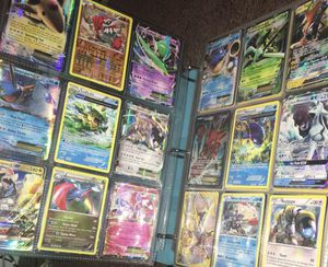Rare Pokemon card collection over 900 cards for Sale in Tamarac, FL