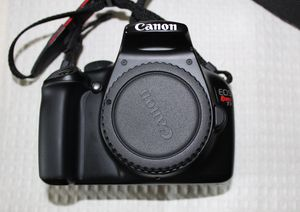 Canon Rebel T3 EOS Camera Set for Sale in Elmira, NY