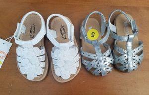 Toddler girl shoes 5t for Sale in Glendale, AZ