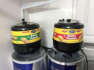 Boiled peanut croc pots for Sale in Winter Haven, FL