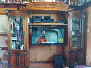 Entertainment center for Sale in Herald, CA