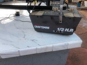 Craftsman garage door motor for Sale in La Puente, CA