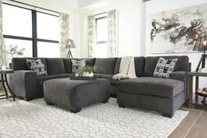 Ashley Furniture Sectional Sofa (Ottoman is not included) for Sale in Santa Ana, CA