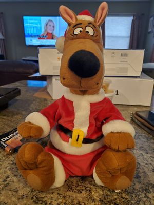 Talking Christmas Scooby! for Sale in Williamsport, PA