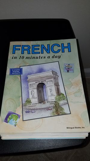 French in 10 Minutes a Day for Sale in Umatilla, FL
