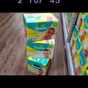 Pampers And Wipes Sale!! for Sale in Port St. Lucie, FL