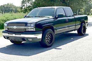 14OO$ Chevy Silverado 4Wd Yr-O4 for Sale in Willard, NM