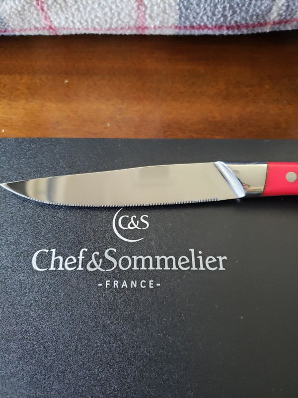 Chef & Sommelier Steak Knife Set