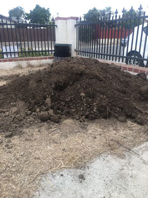Free top soil with plant nutrients. It's in Mira Mesa. Please ask for address if you are interested. Thanks. for Sale in San Diego, CA
