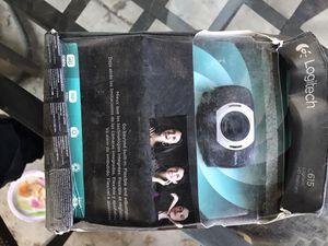 Logitech HD wedcam c615 for Sale in Stockton, CA