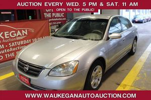 2002 Nissan Altima for Sale in Waukegan, IL