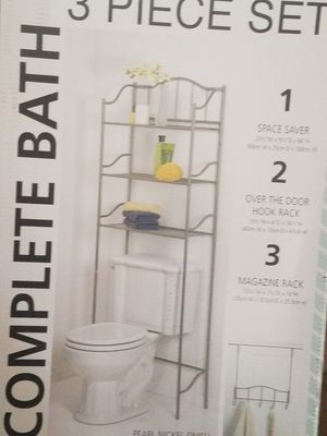 Complete bathroom 3 piece set for Sale in Groveport, OH