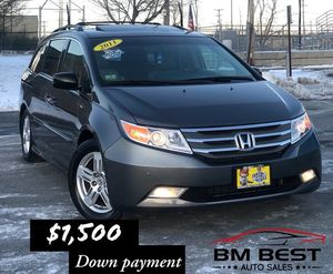 2011 Honda Odyssey for Sale in Beverly, MA