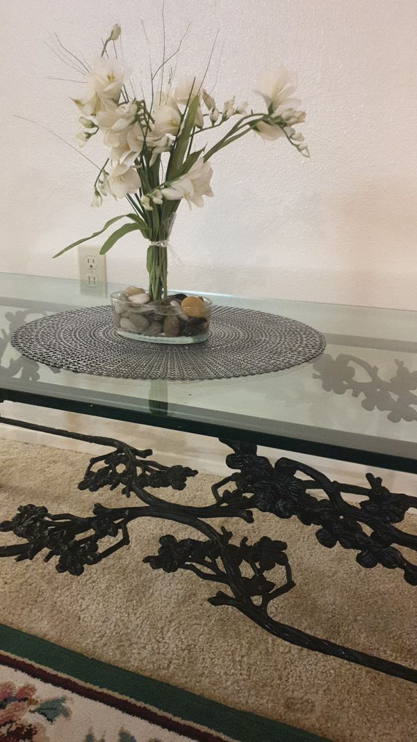 Glass Coffee Table For Livingroom For Sale In Everett Wa