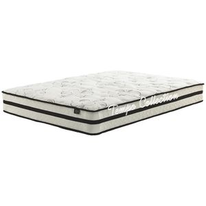 NEW IN THE BOX. ***ONLY MATTRESS*** 10 INCH TWIN SIZE CHIME HYBRID MATTRESS, NOT RECYCLE SKU#TCM69611M for Sale in Santa Ana, CA