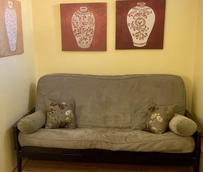 Futon Couch Sofabed for Sale in Raleigh,  NC
