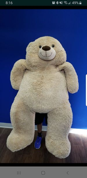5 foot teddy bear for Sale in Houston, TX