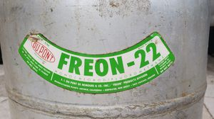 Dupont Freon R22 Refrigerant 50lb Cylinder for Sale in Brandon, FL