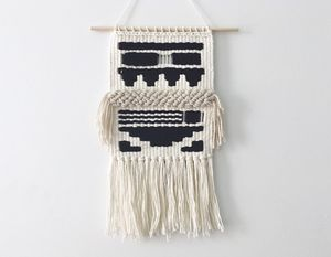 Woven Macrame Wall Hanging for Sale in Chicago, IL