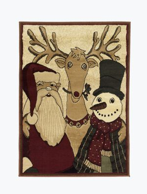 3x5 holiday rug for Sale in Beverly Hills, CA