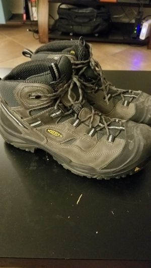 Keen Waterproof Steel To Work Boots - 11.5 for Sale in San Diego, CA