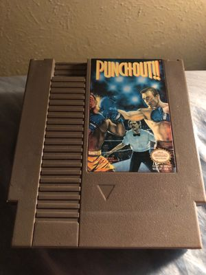 Punch Out for NES (Nintendo Entertainment System) for Sale in Fort Worth, TX