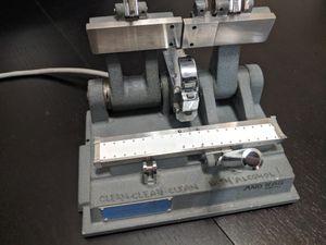 Portable Hot Splicer 16-8mm film Model 816 Maier-Hancock corp video reel nitrocellulose for Sale in Tacoma, WA