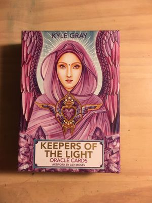 Keepers of the Light Oracle Cards for Sale in Modesto, CA