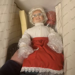 Mrs. Claus Vintage Collectable for Sale in Brea, CA