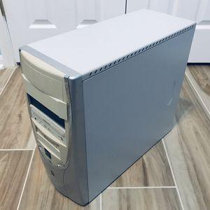 Desktop PC computer with fresh windows XP for Sale in Austin, TX