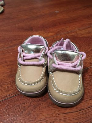 Branded 2 pairs of Baby Shoes***Sperry and Gap*** for Sale in Fremont, CA