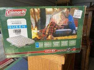 Queen air mattress for Sale in Wildomar, CA