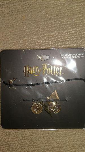 Interchangeable charm bracelet. Harry Potter. for Sale in Norwalk, CA